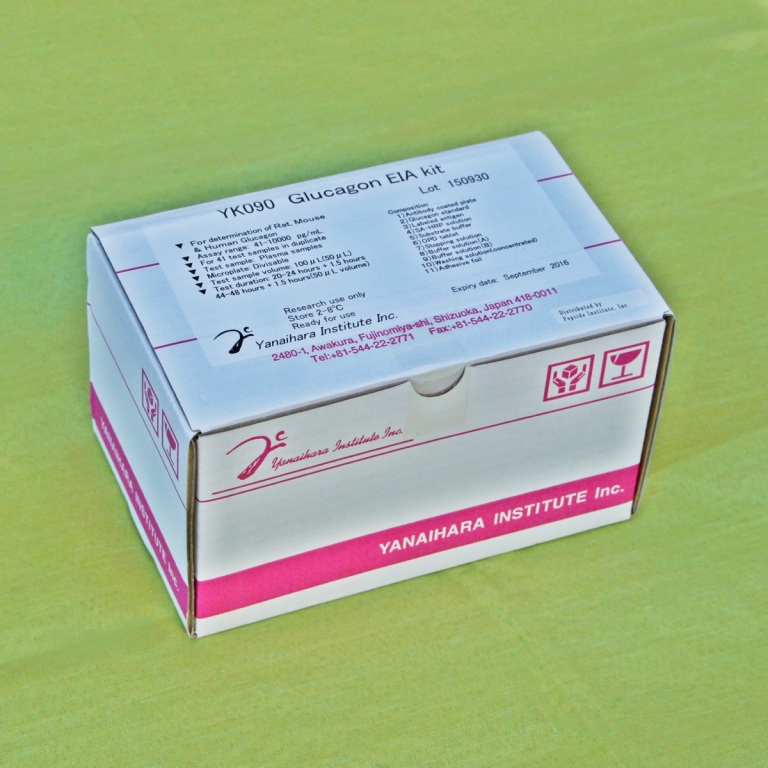 Glucagon (Human, Rat, Mouse) – EIA Kit